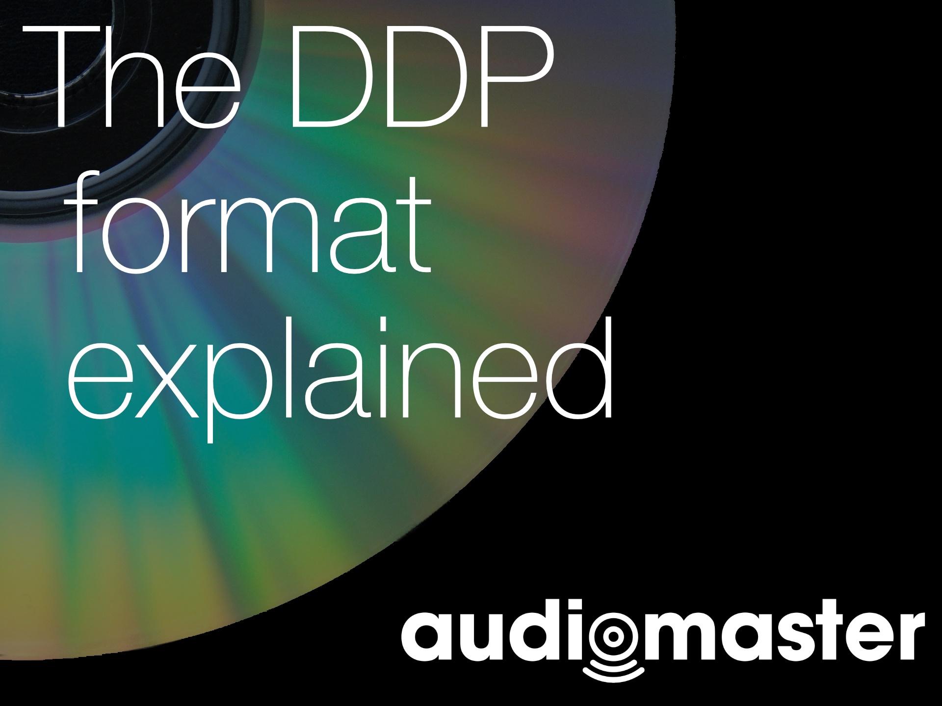DDP format