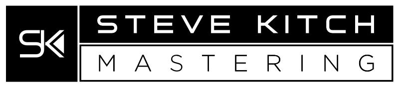 Steve Kitch Mastering Final Format Guide | Steve Kitch Mastering